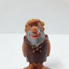 Figuras de Goma y PVC: PABLO MARMOL - HANNA BARBERA . PERSONAJE DE LOS PICAPIEDRA . REALIZADO POR JECSAN . AÑOS 60. Lote 131940370