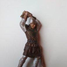 Figuras de Goma y PVC: FIGURA MEDIEVAL REAMSA GOMA. Lote 132010374