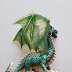 Figuras de Goma y PVC: DRAGON SCHLEICH. Lote 132016639