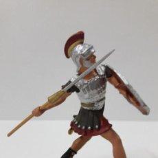 Figuras de Goma y PVC: LEGIONARIO ROMANO . REALIZADO POR ELASTOLIN. Lote 132186326