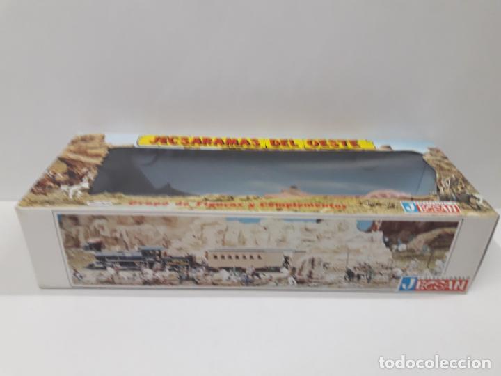 Figuras de Goma y PVC: CARRETA DE CARGA . JECSARAMAS DEL OESTE - REF 328 . REALIZADA POR JECSAN . AÑOS 60 / 70 - Foto 9 - 132190994