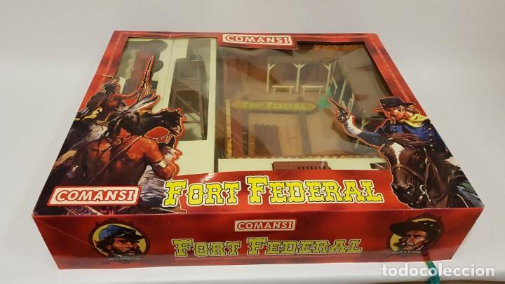 Figuras de Goma y PVC: comansi fort federal - Foto 11 - 132232530