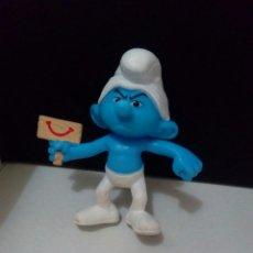 Figuras de Goma y PVC: FIGURA PVC PITUFO PEYO. Lote 178156332