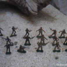 Figuras de Goma y PVC: SOLDADOS DE LA SEGUNDA GUERRA MUNDIAL. Lote 132310958