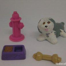 Figuras de Goma y PVC: LOTE JUGUETE VINTAGE PERRO LITTLEST PET SHOP KENNER (1993). Lote 132312966