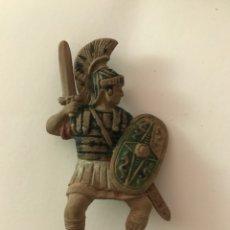 Figuras de Goma y PVC: FIGURA ROMANO A CABALLO REAMSA. Lote 132340091