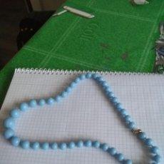 Figuras de Goma y PVC: ANTIGUO COLLAR TIPICO DE VENTA EN LOS KIOSKOS. Lote 286524213