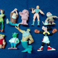 Figuras de Goma y PVC: COMICS, BULLY, YOLANDA Y OTRAS. Lote 132465951
