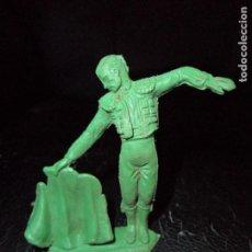Figuras de Goma y PVC: TORERO - FIGURA 60'S - TEIXIDO JECSAN . Lote 136667980
