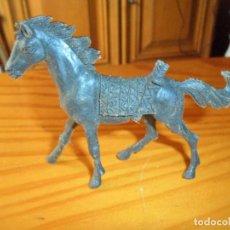 Figuras de Goma y PVC: CABALLO INDIOS Y VAQUEROS - FIGURA 60'S. Lote 132487138
