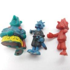 Figuras de Goma y PVC: FIGURA ASTERIX Y OBELIX DUNKIN DARGAUD . Lote 132527206