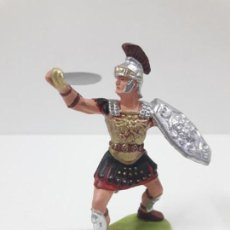 Figuras de Goma y PVC: LEGIONARIO ROMANO . REALIZADO POR ELASTOLIN. Lote 132594558