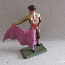 Figuras de Goma y PVC: TORERO DE STARLUX-PLASTICO RIGIDO. Lote 132624510
