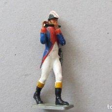 Figuras de Goma y PVC: MUSICOS DE LA GUARDIA IMPERIAL DE NAPOLEON. Lote 132625282