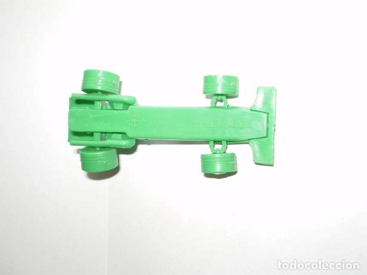 Figuras de Goma y PVC: BIMBO PREMIUM BÓLIDO COCHE FERRARI 312 B2- DUNKIN - COMPLETO - SIMILAR MONTAPLEX - Foto 2 - 132653710