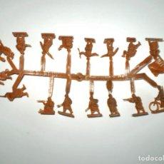 Figuras de Goma y PVC: MONTAPLEX 1 COLADA DE SOLDADOS FRANCESES DEL SOBRE Nª 109 FRANCIA COMANDOS - COLOR FOTO. Lote 132656810