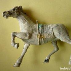 Figuras de Goma y PVC: RARO CABALLO PLUMITA ESTEREOPLAST. Lote 132679458