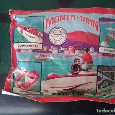 Figurines en Caoutchouc et PVC: MONTAPLEX MONTAMAN EXTRA 15. Lote 132794510