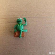 Figuras de Goma y PVC: LA RANA GUSTAVO, PVC, COMICS SPAIN. Lote 132800062