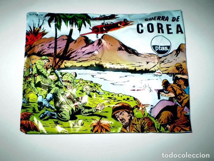 SOBRE MONTAPLEX - HOBBY PLAST Nº 1012/C - GUERRA DE COREA - SOBRE CERRADO (Juguetes - Figuras de Goma y Pvc - Montaplex)