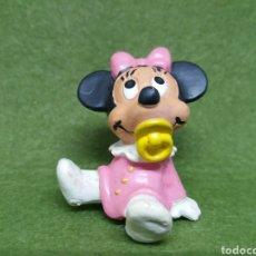 Figuras de Goma y PVC: ANTIGUA FIGURA EN PVC DE MICKEY MOUSE BABY. BULLY. WEST GERMANY. WALT DISNEY. AÑO 1985. Lote 132949198