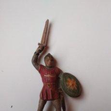 Figuras de Goma y PVC: FIGURA MEDIEVAL REAMSA GOMA. Lote 132954910