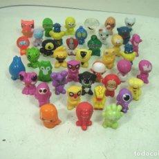 Figuras de Goma y PVC: LOTE 40 GOGOS MAGIC BOX - VARIAS EDICIONES ¡¡VER FOTOS ¡¡¡ GOGO GO-GO FIGURA. Lote 132983746