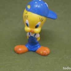 Figuras de Goma y PVC: FIGURA PIOLIN BULLYLAND-WARNER BROS MADE IN GERMANY AÑO 2003. Lote 132998770