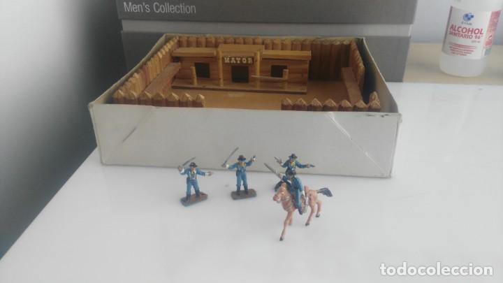 Figuras de Goma y PVC: COMANSI FORT FEDERAL MINI OESTE COMANSI - Foto 6 - 133007514
