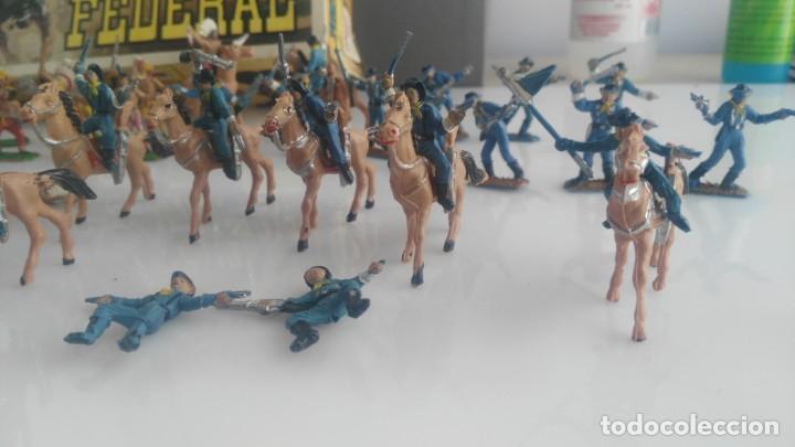 Figuras de Goma y PVC: COMANSI FORT FEDERAL MINI OESTE COMANSI - Foto 11 - 133007514