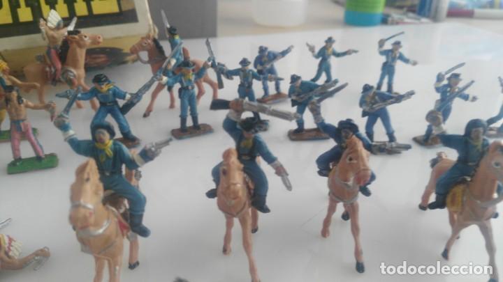 Figuras de Goma y PVC: COMANSI FORT FEDERAL MINI OESTE COMANSI - Foto 14 - 133007514