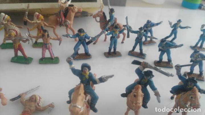 Figuras de Goma y PVC: COMANSI FORT FEDERAL MINI OESTE COMANSI - Foto 15 - 133007514