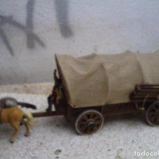 Figuras de Goma y PVC: CARRETA GRANDE DE LAFREDO. Lote 133012270