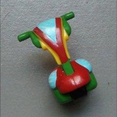 Figuras de Goma y PVC: FIGURITA JUGUETE MOTO PVC GOMA. Lote 133013895