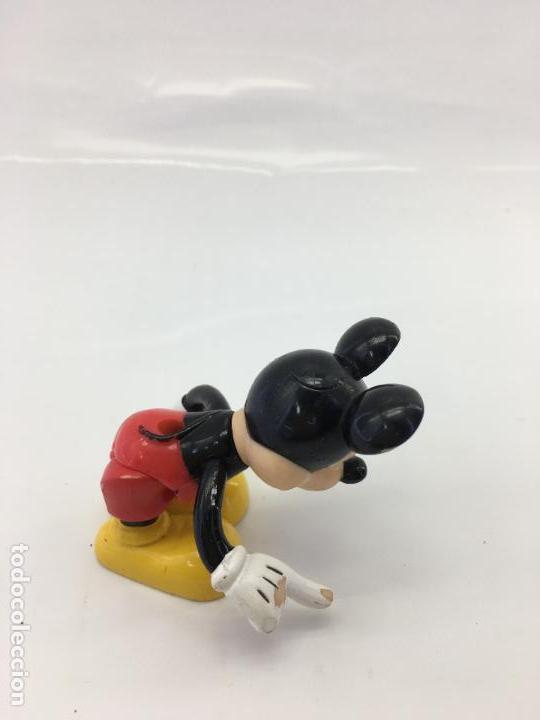 Figuras de Goma y PVC: FIGURITA ARTICULADA DE MICKEY - 7,50 CM. - DISNEY - Foto 2 - 133055062