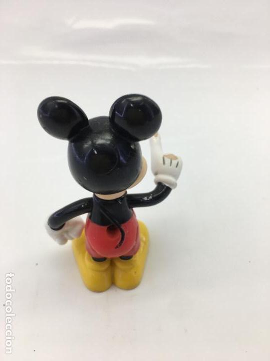 Figuras de Goma y PVC: FIGURITA ARTICULADA DE MICKEY - 7,50 CM. - DISNEY - Foto 3 - 133055062