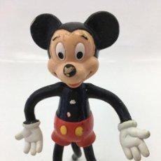 Figuras de Goma y PVC: FIGURITA DE MICKEY - DISNEY - DE PVC O GOMA DURA - BULLY GERMANY 1985. Lote 133055858