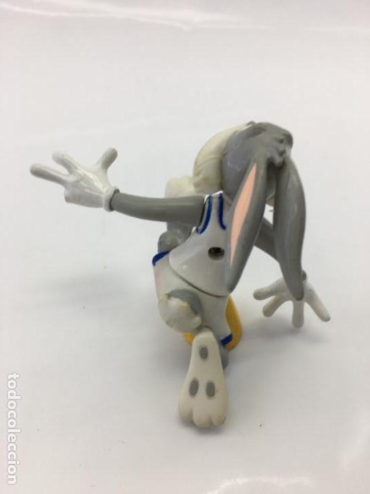 Figuras de Goma y PVC: FIGURITA ARTICULADA DE BUGS BUNNY - DE PVC O GOMA DURA - TM & WARNER BROS 1996 - Foto 10 - 133060578