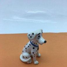 Figuras de Goma y PVC: FIGURITA DALMATA - DE PVC O GOMA DURA - BULLY . MADE IN GERMANY - DISNEY. Lote 133060938