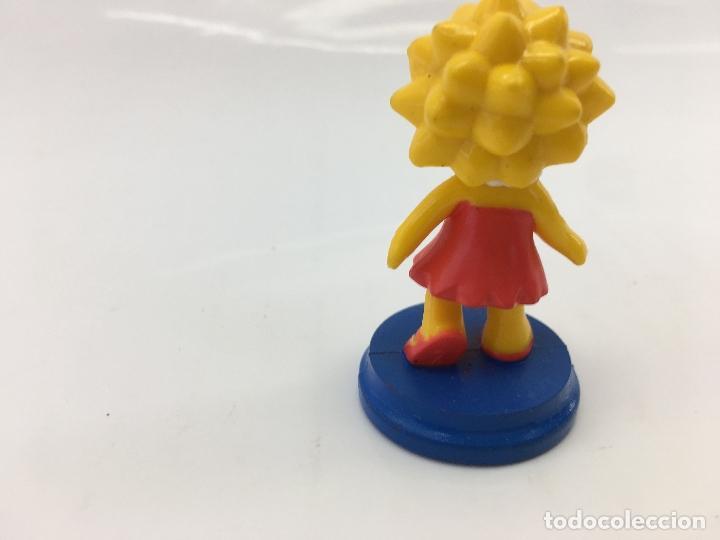Figuras de Goma y PVC: FIGURITA LISA SIMPSOM - DE PVC O GOMA DURA - 20 THC.FOX - 1998 - Foto 3 - 133061394