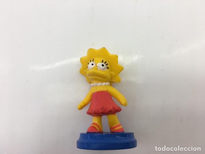 Figuras de Goma y PVC: FIGURITA LISA SIMPSOM - DE PVC O GOMA DURA - 20 THC.FOX - 1998 - Foto 6 - 133061394