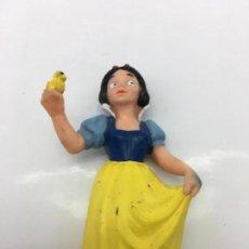Figuras de Goma y PVC: FIGURITA BLANCANIEVES - DE PVC O GOMA DURA - BULLYLAND . MADE IN CHINA - HANDPAINTED. Lote 133061666
