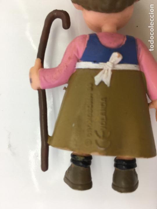 Figuras de Goma y PVC: FIGURITA UNA DE LAS TRES MELLIZAS - DE PVC O GOMA DURA - CROMOSOMA 99 - YOLANDA - Foto 6 - 133063606