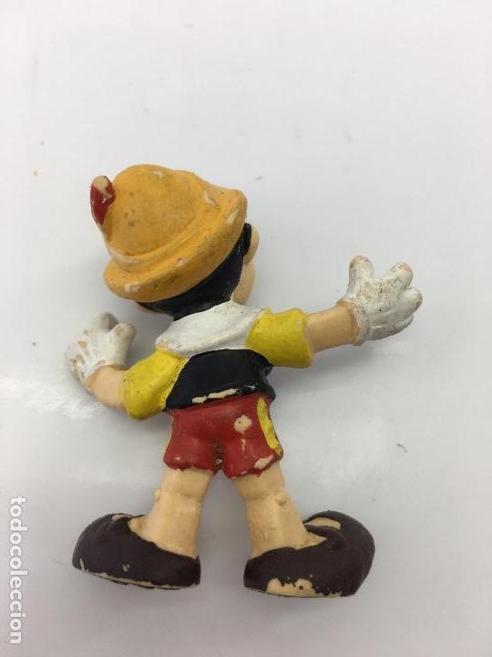 Figuras de Goma y PVC: FIGURITA PINOCHO - DE PVC O GOMA DURA - BULLYLAND - MADE IN GERMANY - DISNEY - Foto 2 - 133078930