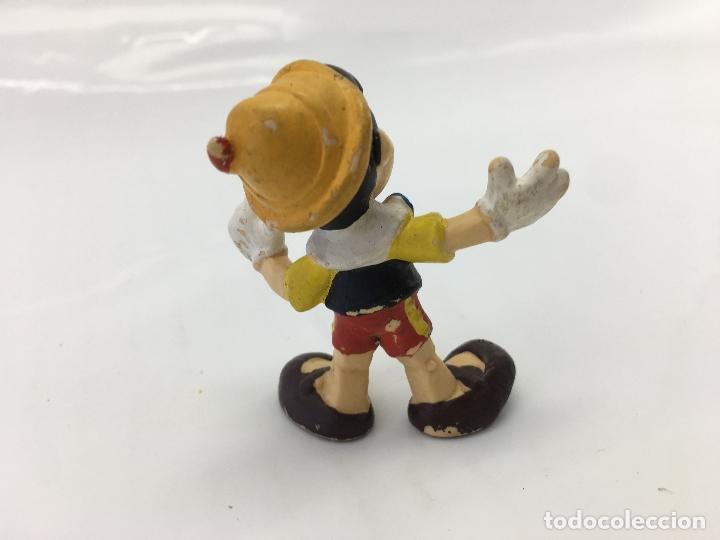 Figuras de Goma y PVC: FIGURITA PINOCHO - DE PVC O GOMA DURA - BULLYLAND - MADE IN GERMANY - DISNEY - Foto 4 - 133078930