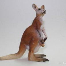 Figuras de Goma y PVC: ANIMALES SCHLEICH 14603 CANGURO. Lote 133331630