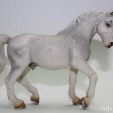 Figuras de Goma y PVC: ANIMALES GRANJA SCHLEICH 13293 CABALLO LIPIZZANO. Lote 133334146