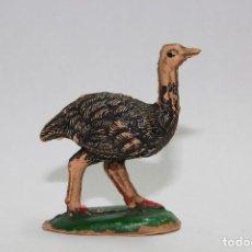 Figuras de Goma y PVC: ANIMALES PECH HERMANOS - AVESTRUZ PEQUEÑA. Lote 133341326
