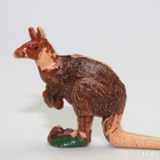 Figuras de Goma y PVC: ANIMALES PECH HERMANOS - CANGURO PEQUEÑO. Lote 133341406