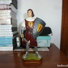 Figuras de Goma y PVC: EL CAPITAN TRUENO-FIGURA 22,5CM-SERIE LIMITADA. Lote 133372230